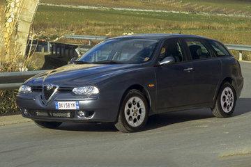 Alfa 156 Sportwagon