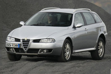 Alfa 156 Cross Wagon Q4