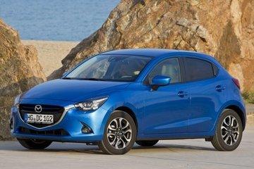 Mazda 2 (15-)