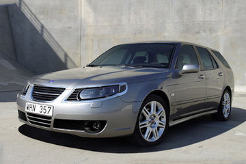 Saab 9-5 (Sport) Estate