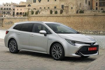 Corolla Touring Sports (19-)
