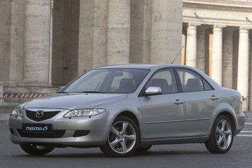 Mazda6 Sedan (02-07)