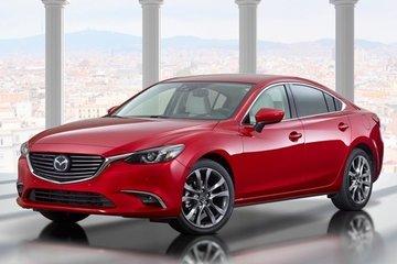 Mazda 6 sedan (13-)