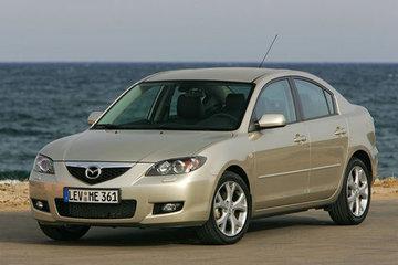 Mazda 3 sedan (04-13)
