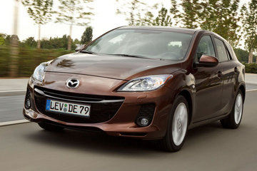 Mazda 3 5d. (09-13)