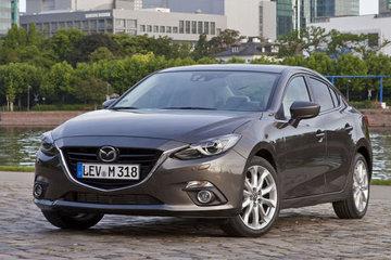 Mazda 3 sedan (13-19)
