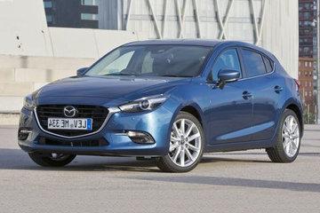 Mazda 3 5d. (13-19)