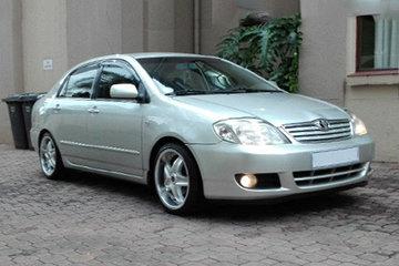 Corolla 4d. (00-07)