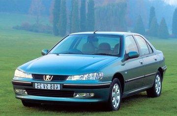 406 Sedan (95-04)