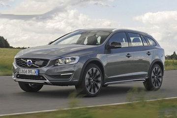 Volvo V60 CC (15-)