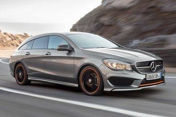 CLA Shooting Brake (15-)