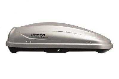 Hapro Traxer 4.6 dakkoffer Silver Grey model 2017