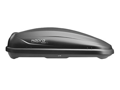 Hapro Traxer 4.6 dakkoffer Anthracite model 2017