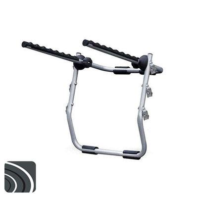 Menabo M-Plus Biki Achterklep fietsendrager | Geschikt voor 3 fietsen