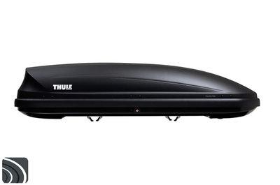 Thule Pacific L 780 | Dakkoffer antraciet / matzwart | 420 liter