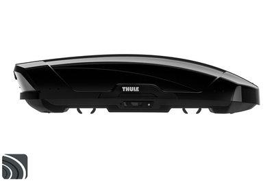 Thule Motion XT M | Black Glossy | Dakkoffer