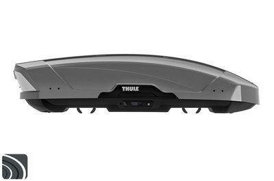 Thule Motion XT M | Titan Glossy | Dakkoffer