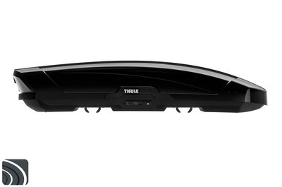 Thule Motion XT XL | Black Glossy | Dakkoffer - Bagagebox