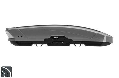 Thule Motion XT XL | Titan Glossy | Dakkoffer - Bagagebox