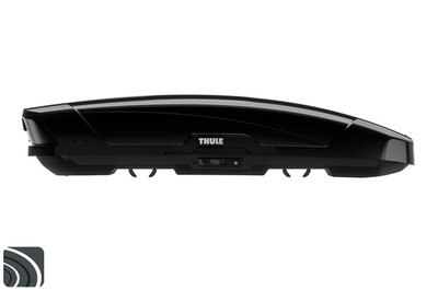 Thule Motion XT Sport | Black Glossy | Dakkoffer - Skibox
