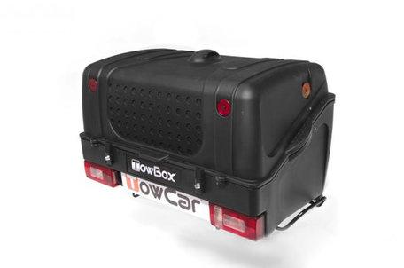 TowBox V1 | Black Edition | Trekhaakkoffer