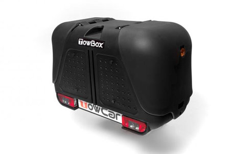 TowBox V2 | Black Edition | Trekhaakkoffer