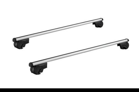 TwinnyLoad dakdragers | Renault Clio Estate | 2008 tot 2013 | Aluminium