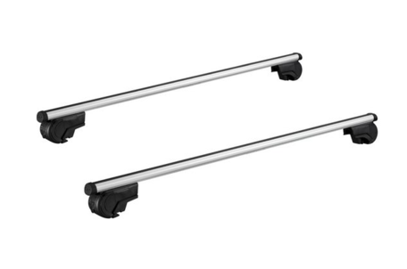 TwinnyLoad dakdragers | Ford Mondeo wagon | 2007 tot 2014 | Dakrailing | Aluminium
