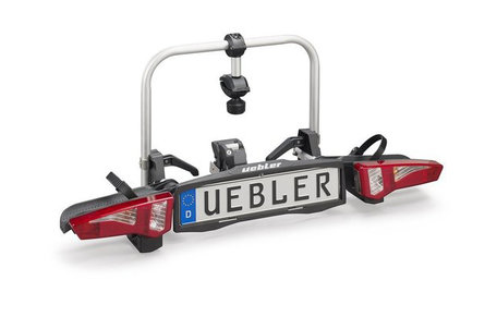 Uebler F14 (15940) | Trekhaak fietsendrager | opvouwbaar | 1 elektrische fietsen