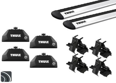 Thule dakdragers | Seat Leon ST | vanaf 2013 | WingBar