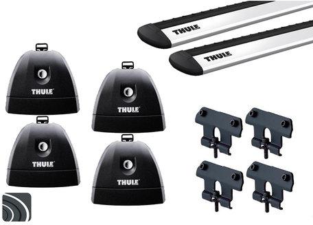 Thule dakdragers | Renault Grand Modus | 2008 tot 2012 | WingBar