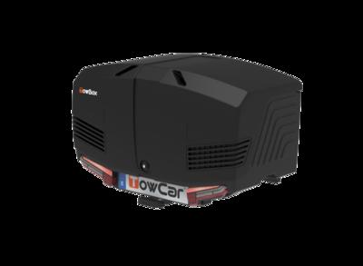 TowBox V3 | Urban Black | Trekhaakkoffer | 400L