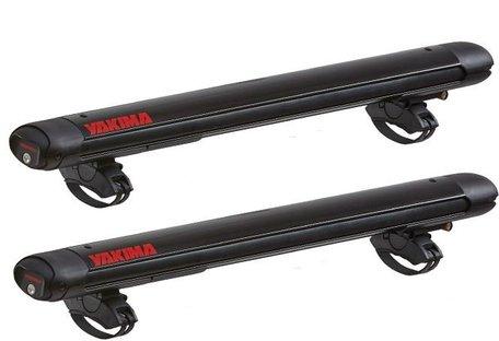 Yakima FatCat 6 EVO Black | Skidrager | 6 paar ski's