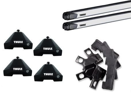 Thule SlideBar dakdragers | Audi A3 Sportback vanaf 2020
