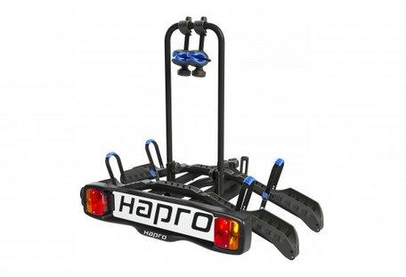 Hapro Atlas Active 2 | Trekhaak Fietsendrager | 2 Fietsen | 7-Polig