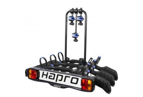 Hapro Atlas Active 3 | Trekhaak Fietsendrager | 3 Fietsen | 7-Polig