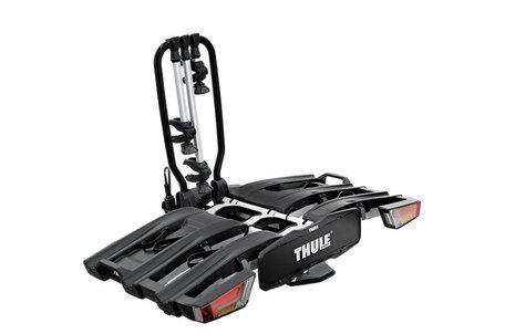 Thule EasyFold XT 3 FIX4BIKE (966) | Trekhaak fietsendrager | opvouwbaar | 3 fietsen