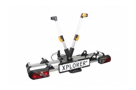 Spinder Xplorer+ | Trekhaakfietsendrager | 2 Fietsen