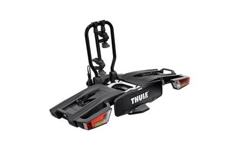 Thule EasyFold XT 2 Black (933B) | Trekhaak fietsendrager | opvouwbaar | 2 (elektrische) fietsen