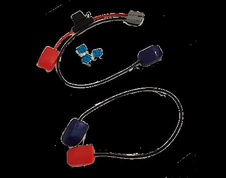 ETM-TEC Aqua 120 aansluitkabel | Aansluitkabel set | 24 V