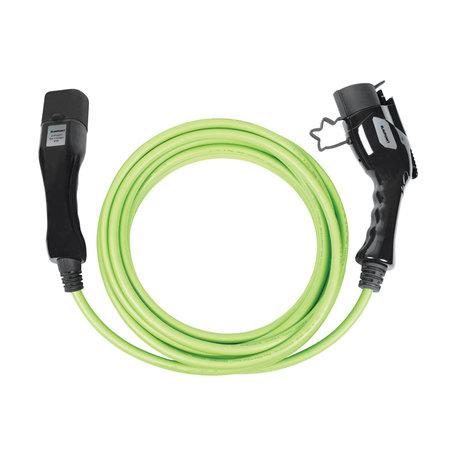 Blaupunkt laadkabel | BMW 5-serie 530 Plug-in Hybrid | Type 2 stekker | 16A
