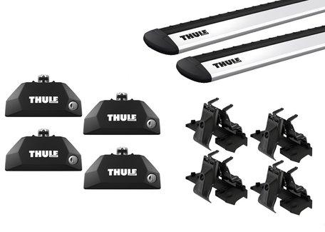 Thule WingBar Evo dakdragers | Hyundai Tucson vanaf 2021 | Geïntegreerde railing