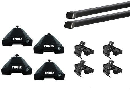 Thule SquareBar dakdragers | Volkswagen Arteon Shooting Brake | vanaf 2021