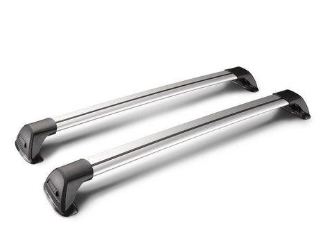 Whispbar dakdragers Peugeot 4008 vanaf bouwjaar 2012 met geïntegreerde rails | Complete set met Flush Bars