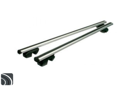 Atera Signo ASR 042210 complete aluminium dakdragerset voor auto's met dakrailing