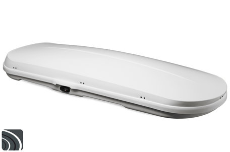 Yakima TourCase 420 | Gloss White