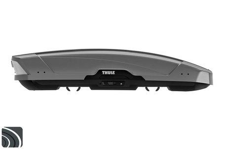Thule Motion XT Sport | Titan Glossy | Dakkoffer - Skibox