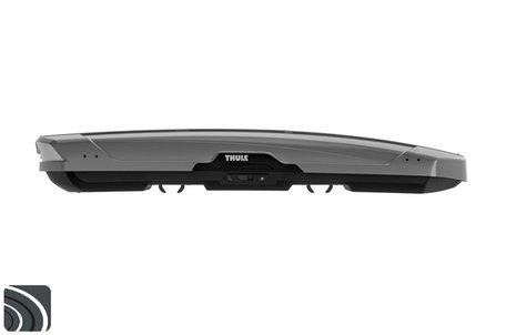 Thule Motion XT Alpine | Titan Glossy | Dakkoffer - Skikoffer