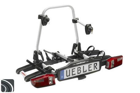 Uebler X21 S (15760) | Trekhaak fietsendrager | opvouwbaar | 2 fietsen