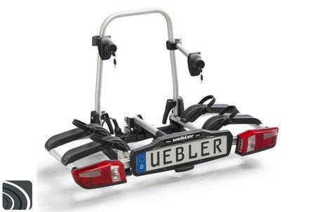 Uebler P22 S (15800) | Trekhaak fietsendrager | uitbreidbaar | 2 fietsen